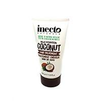 Лечебная маска для сухих волос на основе 100% кокосового масла Pure Coconut от Inecto