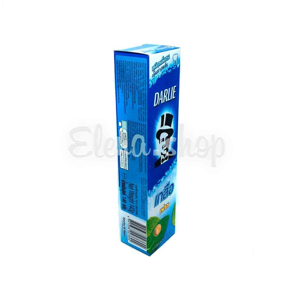 Лечебная зубная паста Darlie с проактивной солью и мятой