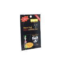 Маска-пилинг Facy Black Mud Sebum Control Mask с алое и морскими водорослями