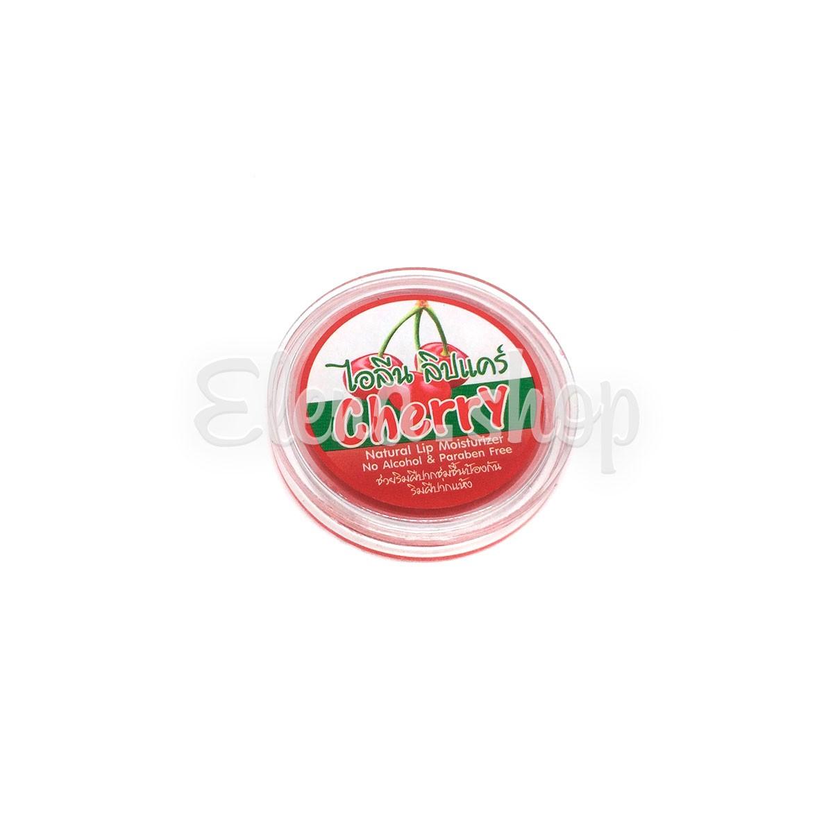 Бальзам для губ с кокосовым маслом и ароматом вишни Айлин