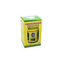 Желтый бальзам Compound Phlai Balm Mho-Lang Brand