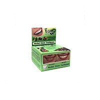 Отбеливающая травяная зубная паста Bio Way с маслом гвоздики