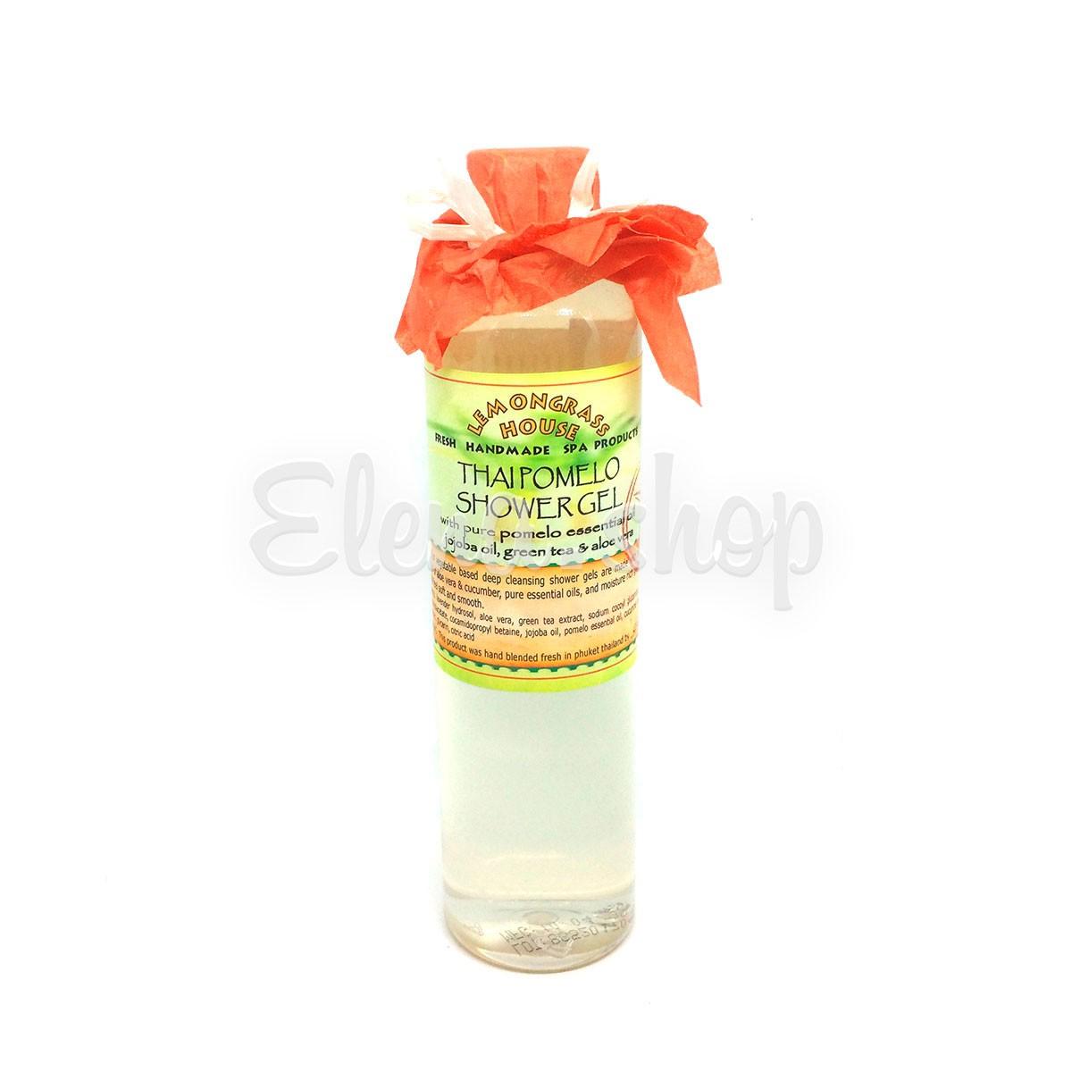 Гель для душа с эфирным маслом Помело Lemongrass House